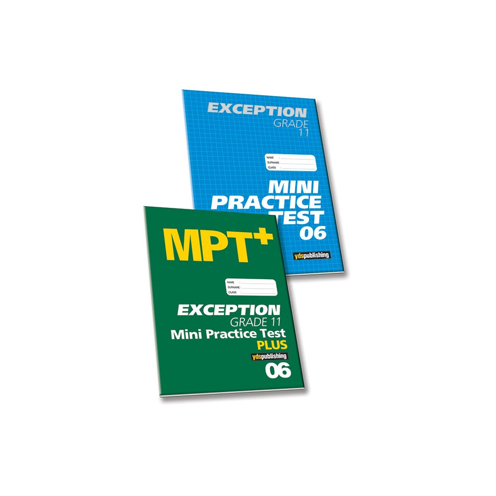 Mini Practice Tests & MPT Plus
