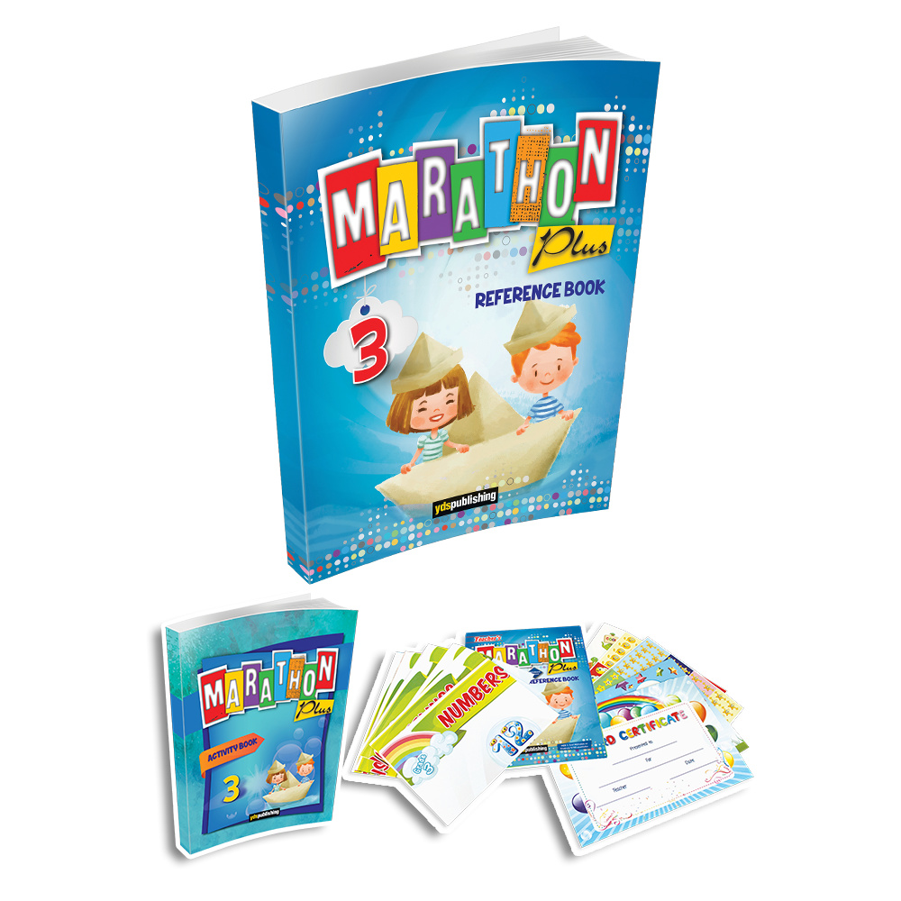 Marathon Plus 3 Set