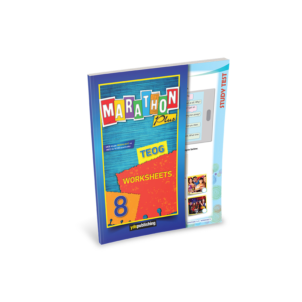 Marathon Plus 8 Worksheets