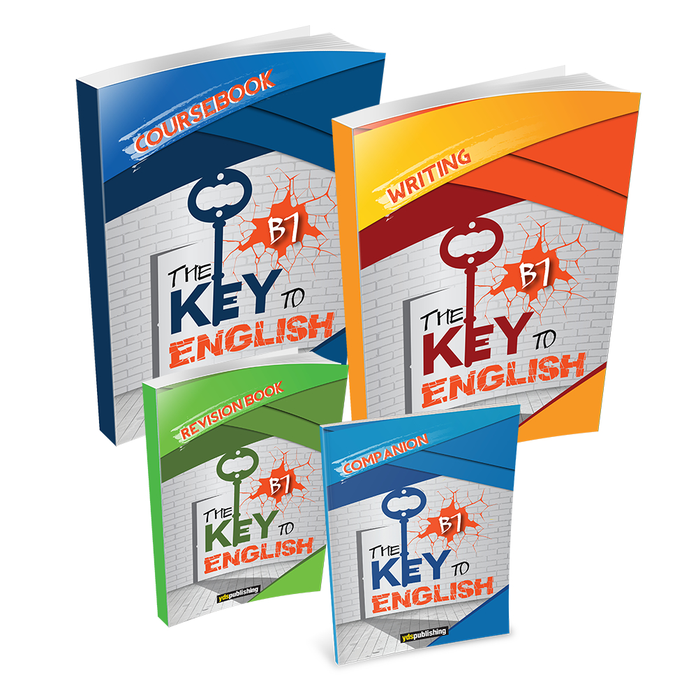 The Key to English B1 - Student's