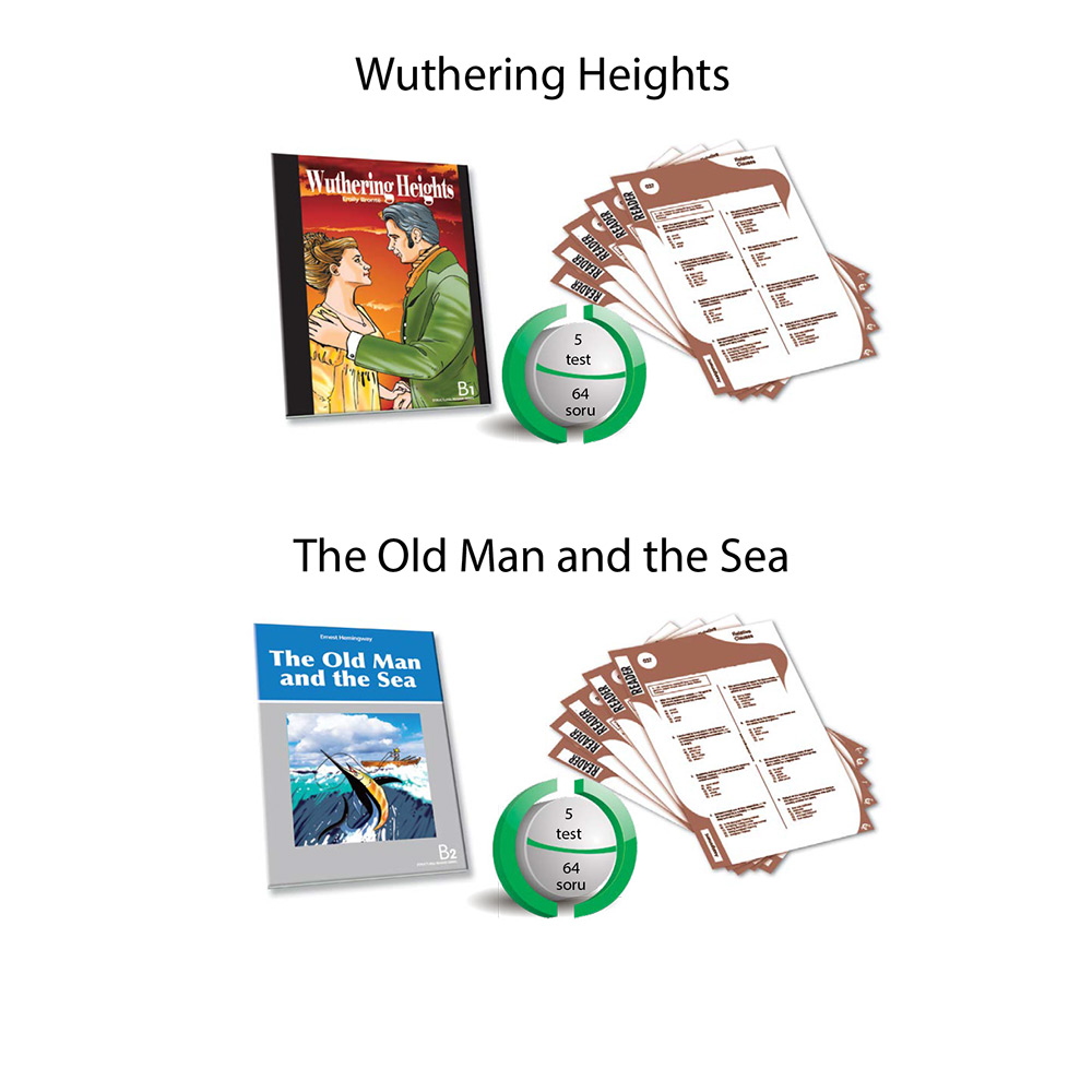 Wuthering Heights & The Old Man and the Sea