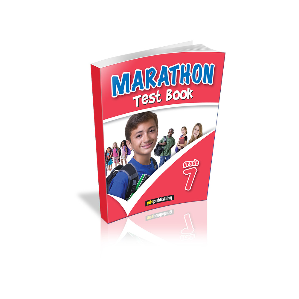 Marathon Grade 7 Test Book
