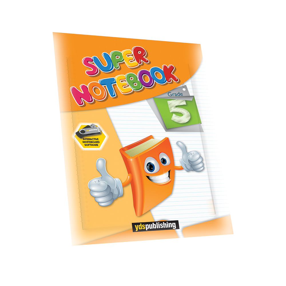 Super Notebook Grade 5