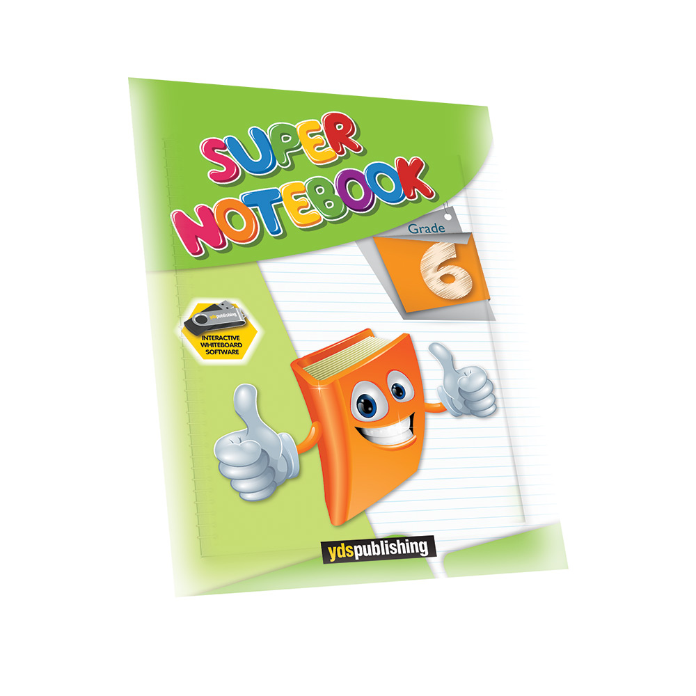 Super Notebook Grade 6